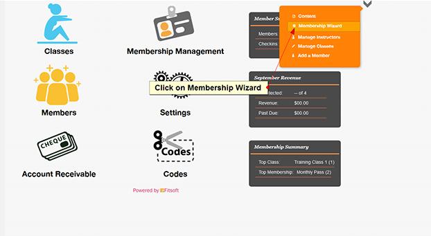 MembershipWizard
