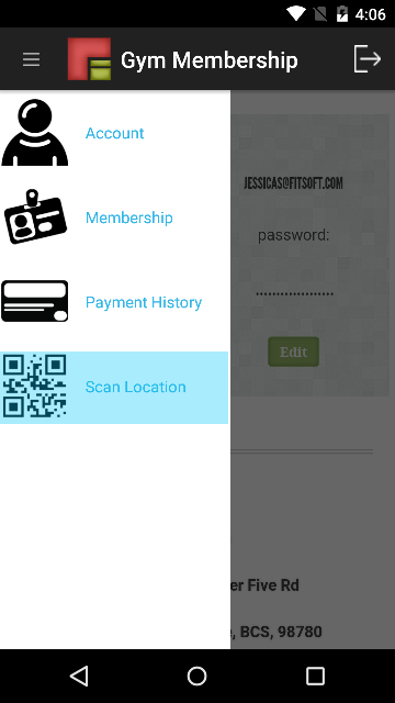 select scanner