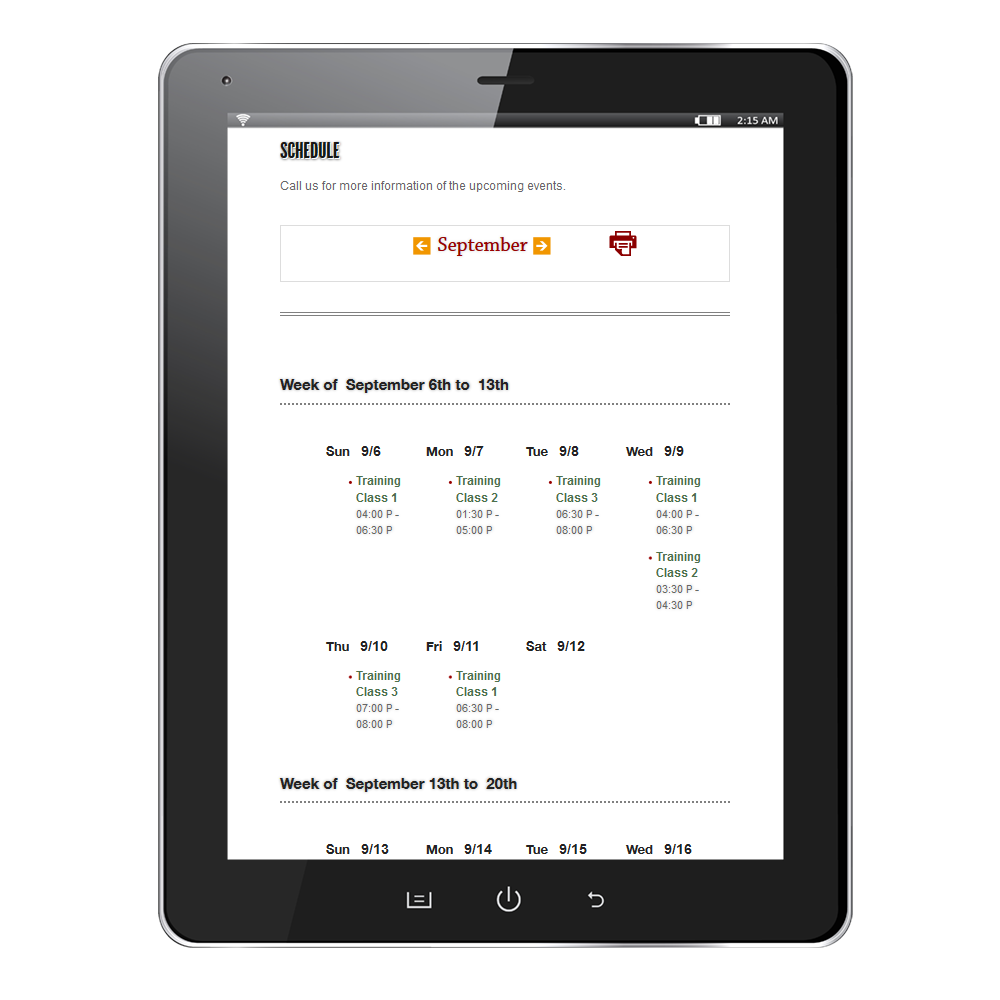 tablet-schedule